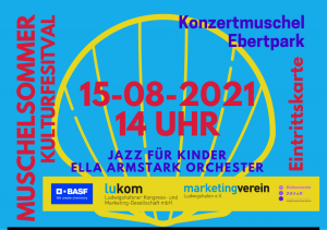 Jazz für Kinder mit dem Ella Armstark Orchester